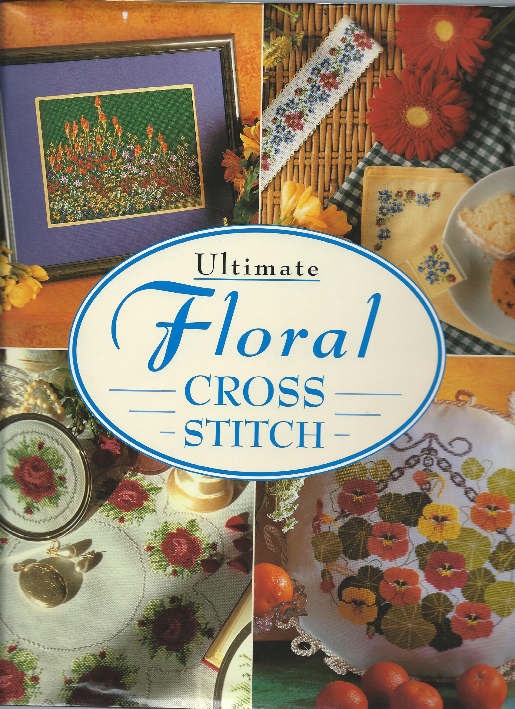 Ultimate Floral Cross Stitch