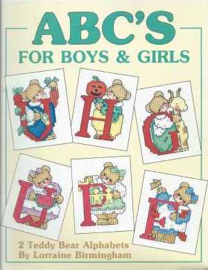 ABC's for Boys & Girls