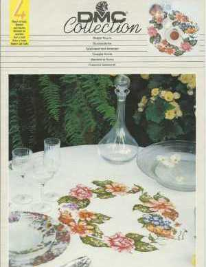 Flowered Tablecloth